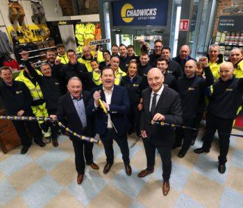 Eddies Hardware unveils refurbishment and rebrand to Chadwicks Drogheda