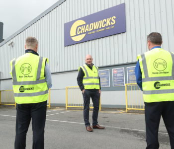 Chadwick Group Announces Reopening of Branches