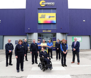 Gorey's Heiton Buckley rebrands to Chadwicks Gorey