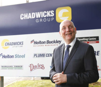 Grafton Merchanting Roi Rebrands to Chadwicks Group