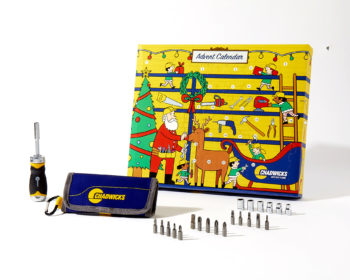 Chadwicks launches DIY 'Chadvent' calendar to celebrate the nation's love of home improvement