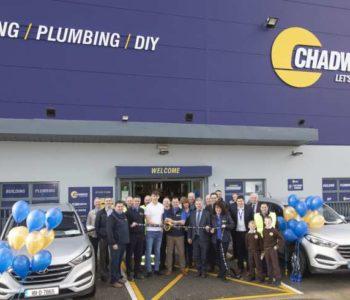 Chadwicks Unveils Refurbished Tralee Branch