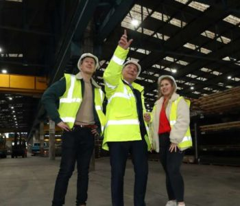 IRELAND'S FIRST BUILDERS MERCHANTS TRAINEESHIP