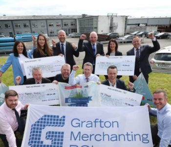 Chadwicks Group (Formerly GMROI) Rises to the Challenge for Charity