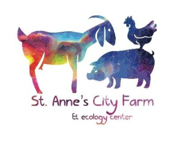 Chadwicks help St Anne's City Farm to build much-needed 'Bunny House'