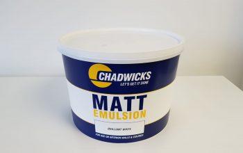 Chadwicks launch own-brand paint range