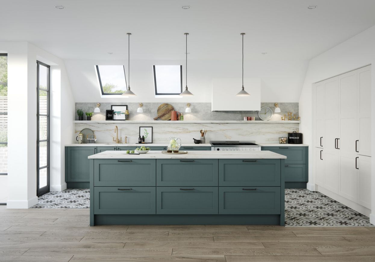 Burbidge Fenton Kitchen