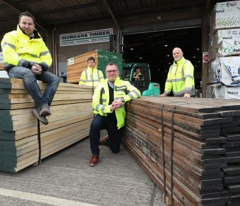 Morgans Timber- The Future of Timber is Green