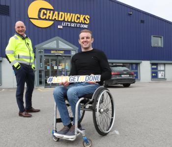 Chadwicks Group partners with the Irish Wheelchair Association