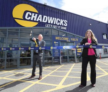 Chadwicks unveils its first ECO Centre as part of newly revamped Galway branch