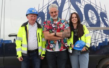 Chadwicks to support New Ross family on DIY SOS