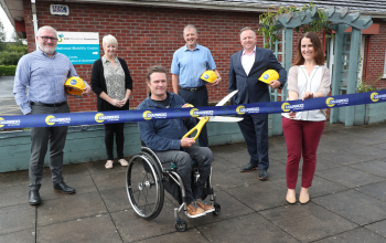 Chadwicks Group lends support to refurbish Irish Wheelchair Association's National Mobility Centre