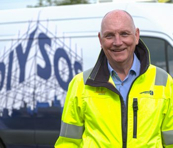 Chadwicks to support Santry family on DIY SOS